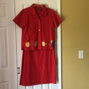 Other - Sag Harbor Dress and jacket